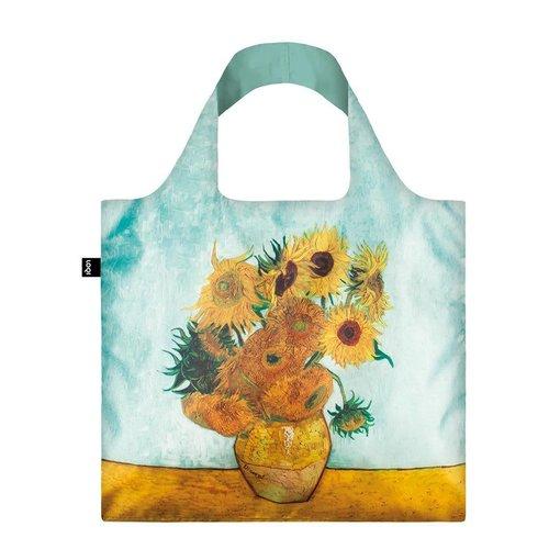 Loqi Vase mit Sonnenblumen