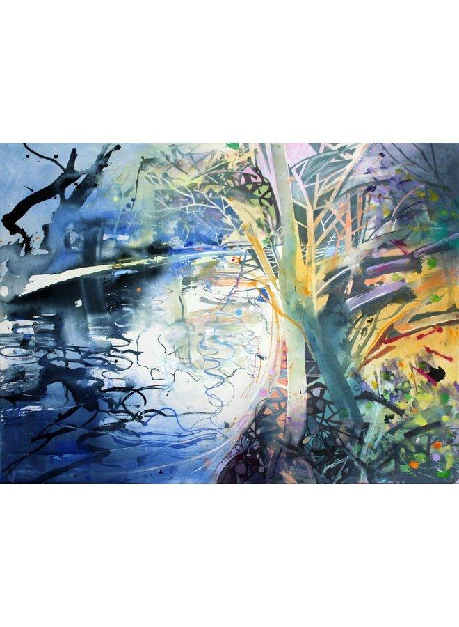 Rivers Edge, Winter Sun