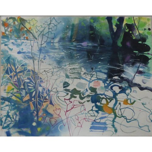 David Wiseman Rushing River Morning