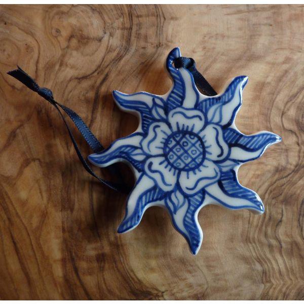 Sun in Splendour Ceramic Decoration 058