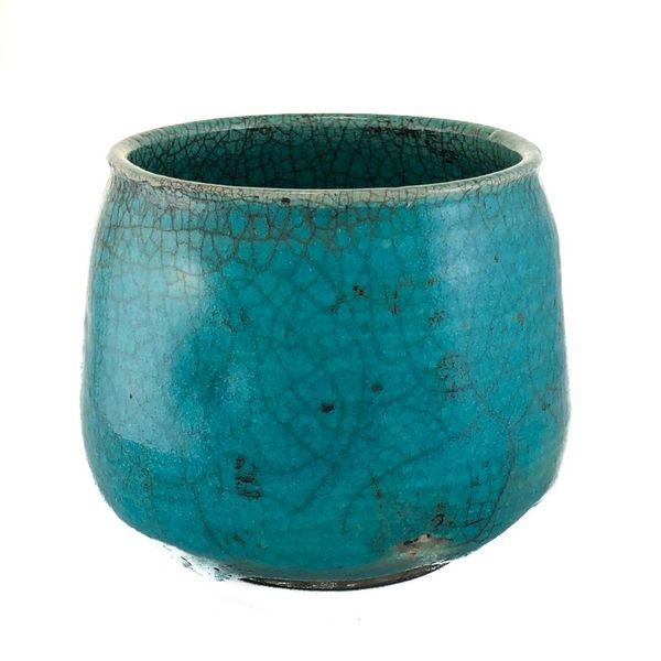 Chawan Tea Bowl Raku 2