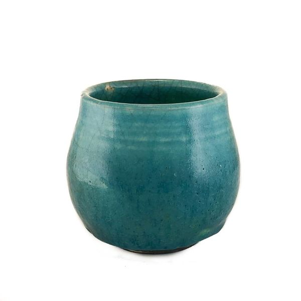 Chawan Tea Bowl Raku 4