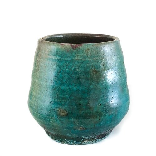Judy Caplin Chawan Tea Bowl Raku 5