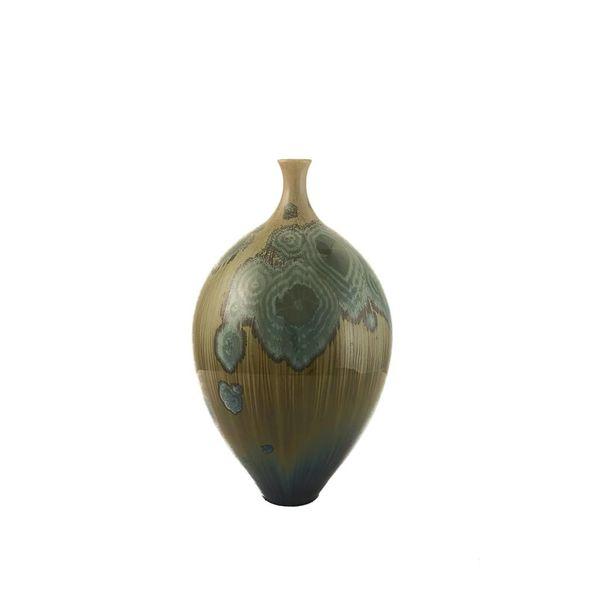 Forma de botella de cristal esmaltado 5