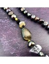 Prinzen Vert-Noir Halskette
