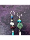 Amulet Mineral Earrings