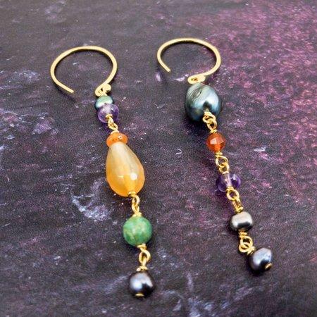Katherine Bree Duet Fresco Earrings