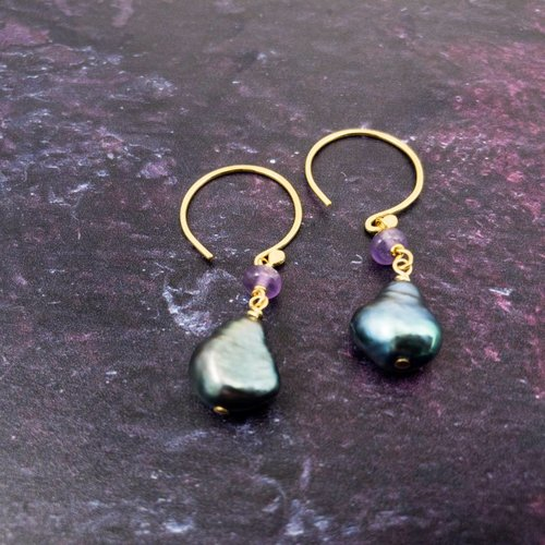 Katherine Bree Princess Fresco Earrings