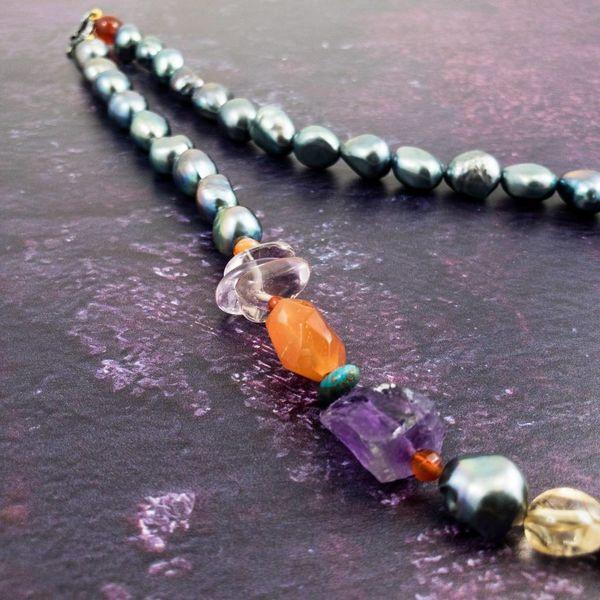 Princes Fresco necklace