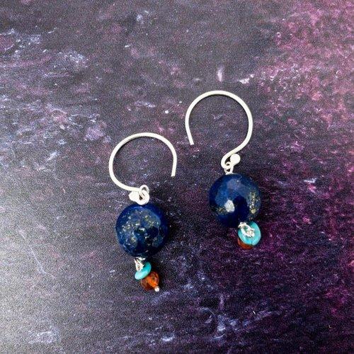 Katherine Bree Pebble Mosaic Earrings