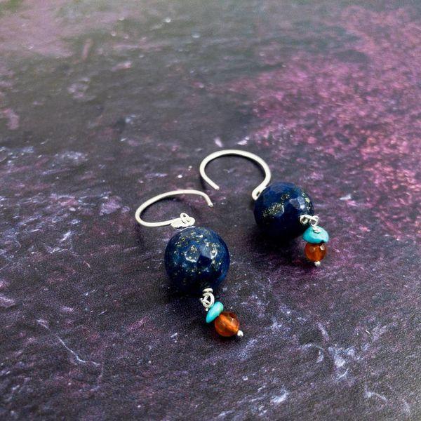 Pebble Mosaic Earrings