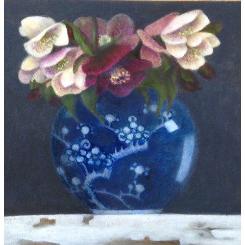 Linda Brill Ingwer Jar und Hellebore