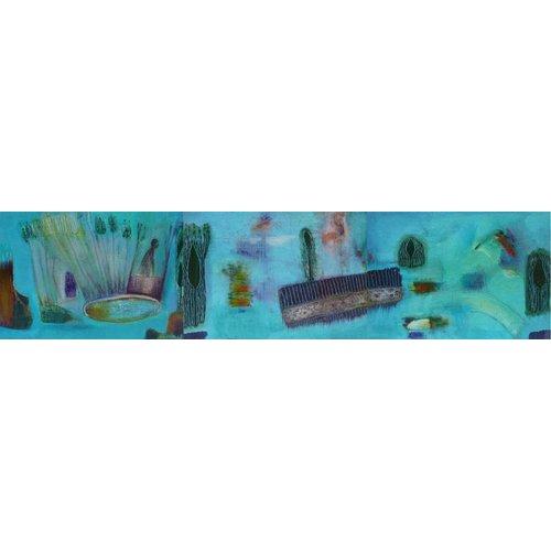 Louise Oliver Far Horizons - Triptychon