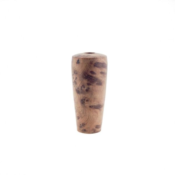Thuya Burr Bud Vase