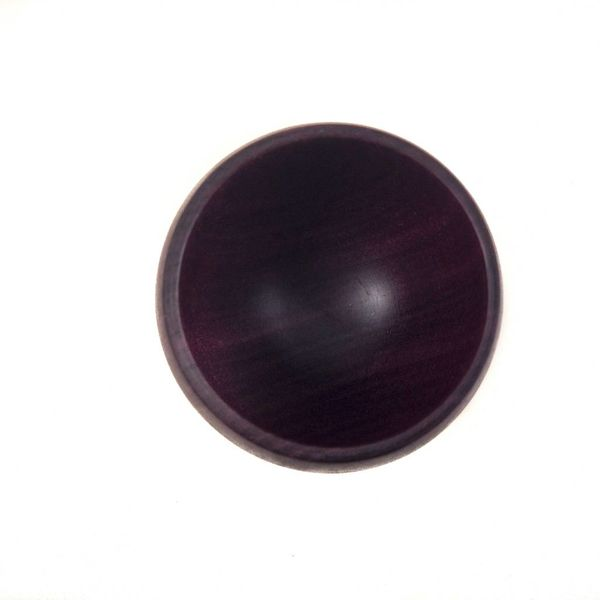 Cuenco de purpleheart