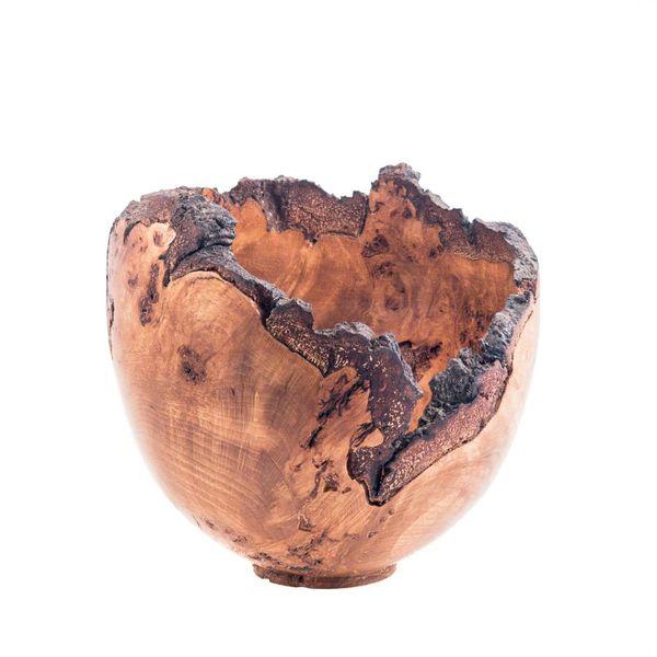 Burl bowl Hand Turned Bowl
