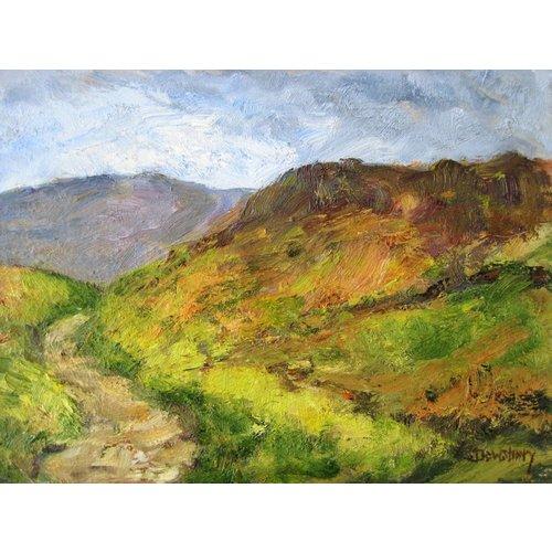 Sheila Dewsbury Pennine Way, Calderdale