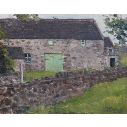 Jane Burgess Anglesey boerderij