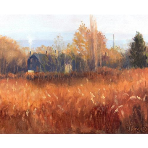 Jane Burgess Herfst, Clayton Fields, Huddersfield