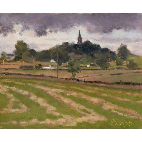 Jane Burgess Église de Thurstonland