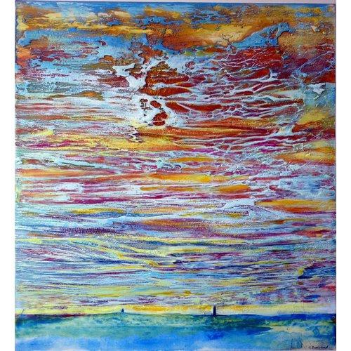 Glynn Barnard Cielo de Cornualles