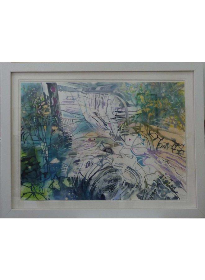 Wasserfall 2, Gorpley Clough