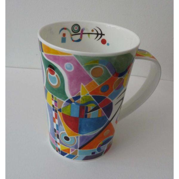 Moderna Kandinski Tall Mug Argyll