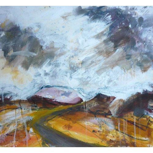 Liz Salter De weg naar de bergen 01