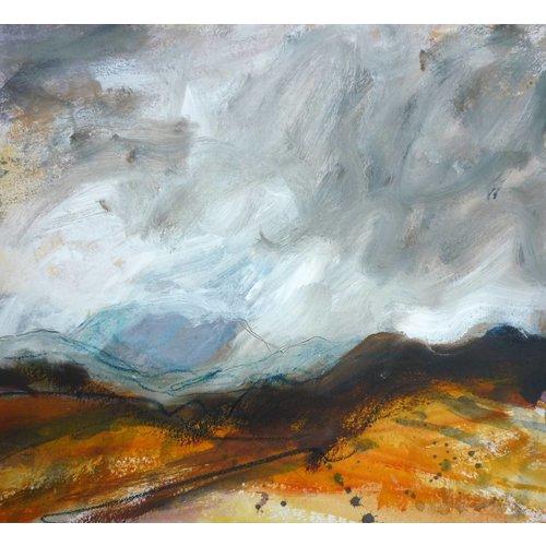 Liz Salter Entre las colinas