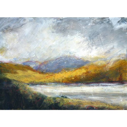 Liz Salter Light on the Loch