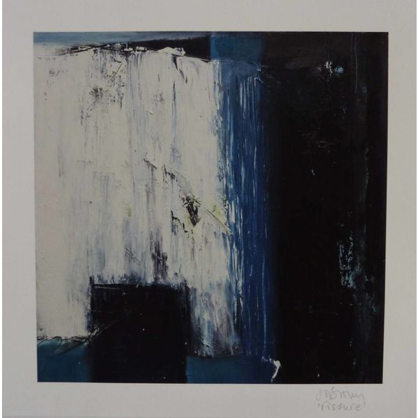 Fissure-  Lt. Ed. digital print