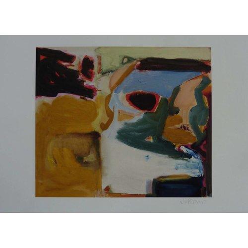 Jo Brown Untitled 5 - Lt. Ed. digitale afdruk