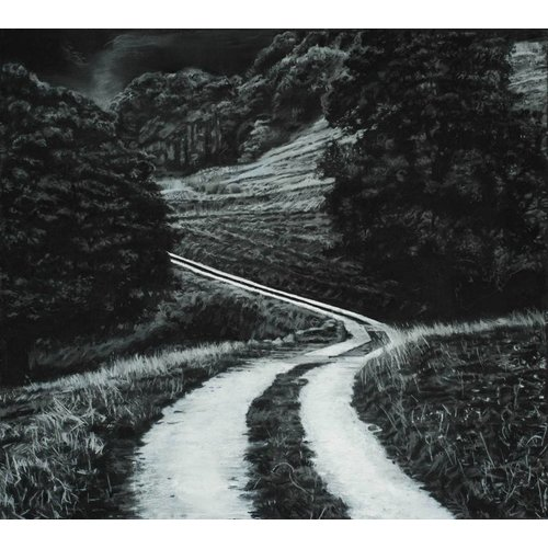 Mike Holcroft White Road to Rake Farm No. 5