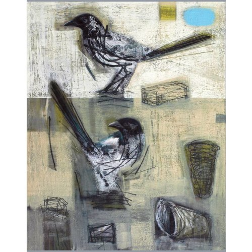 Tom Wood Roman  Magpies