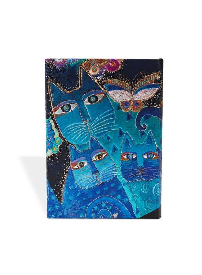 Blue Cats & Butterflies