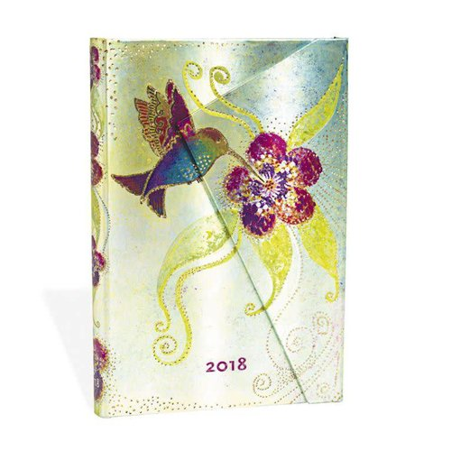 Paper Blanks 12 Month - Hummingbird (2018)