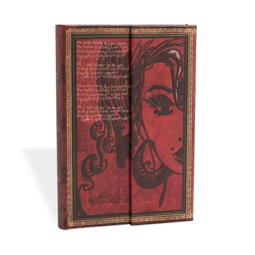 Paper Blanks Amy Winehouse, TearsDry
