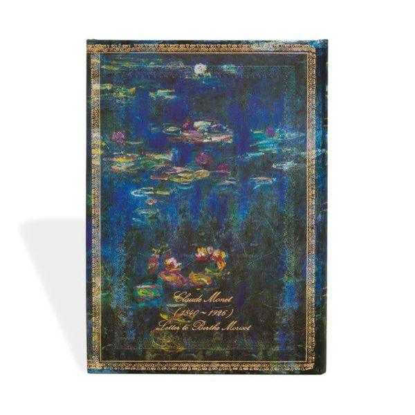 Monet (Water Lilies), LettertoMorisot