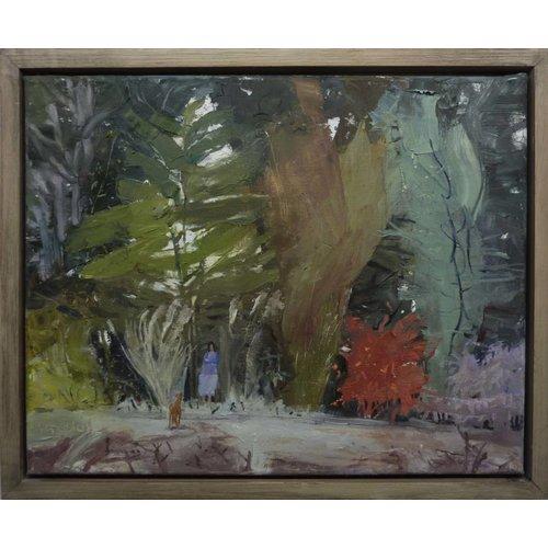 Margaret Shields Jardín imaginario