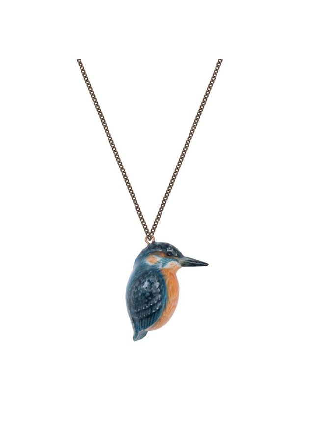 Collier Kingfisher 041