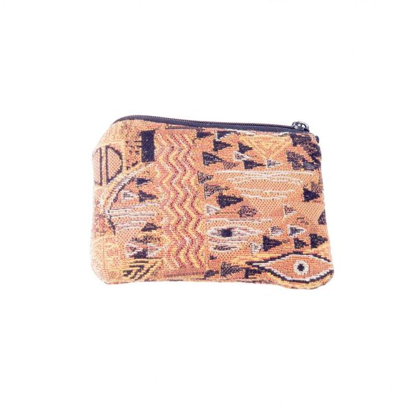Klimt Tapestry Small Purse 12x 8 cm