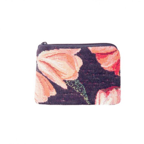 Belly Moden Tulip Tapestry Small Purse 12x 8 cm