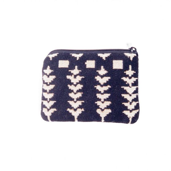 Folk Design Tapestry Small Purse