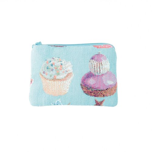 Belly Moden Cakes Tapestry Small Purse 12x 8 cm