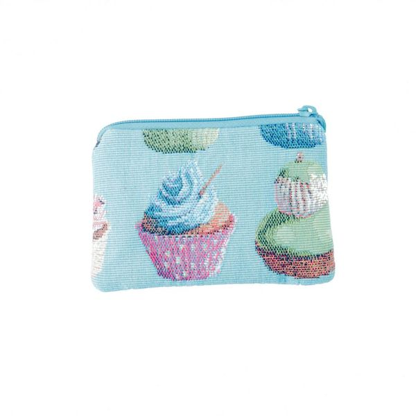 Cakes Tapestry Small Purse
