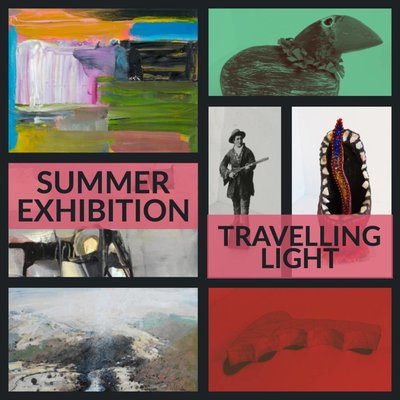Summer Show & Travelling Light