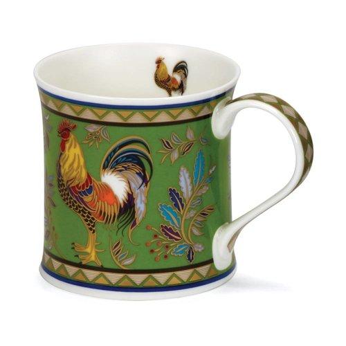 Dunoon Ceramics Cockerel with 22 carat gold by David Broadhurst