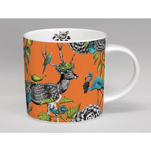Menagerie Deer large mug