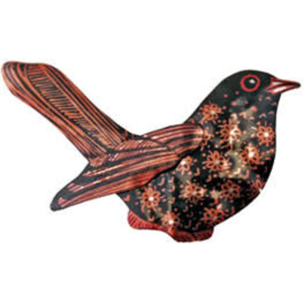 Bird Brooch BRDB6 74x44mm
