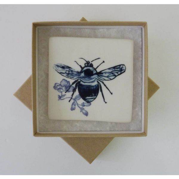 Azul Bumble Bee Tile